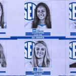UK Volleyball Dominates SEC Awards After Perfect Season