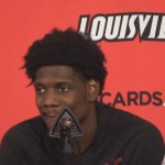 Louisville Basketball Darius Perry on WIN vs Vermont