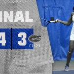 No. 23 Kentucky WTEN Defeats Florida for the First Time Since 2009