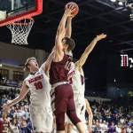 EKU MBB Mayo Voted First Team All-OVC, Brown OVC All-Newcomer