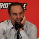 Notre Dame MBB Coach Mike Bray on LOSS to Louisville