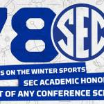 UK Has League-Best 78 Student-Athletes on SEC Winter Sports Academic Honor Roll