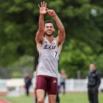 EKU MEN SECOND, WOMEN SIXTH ENTERING FINAL DAY OF OVC TRACK AND FIELD CHAMPIONSHIPS