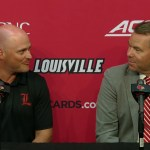Rodrigo da Silva formally introduced as UofL's men's tennis head coach