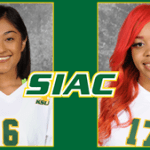 Kentucky State Volleyball's Benitez, Moten honored by SIAC