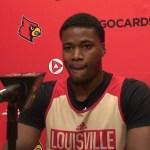 Louisville Basketball Steven Enoch Previews WKU
