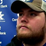 Kentucky Football OL Drake Jackson on WIN vs Louisville