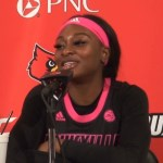 Louisville WBB Dana Evans Named ACC Preseason Player of the Year