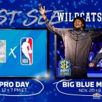UK MBB & WBB: UK, SEC Network to Televise Virtual Big Blue Madness, Pro Day