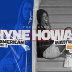 UK WBB: Rhyne Howard Named to Cheryl Miller Award Preseason Watch List