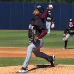EKU'S DAVENPORT PICKED AS OVC CO-PITCHER OF THE WEEK