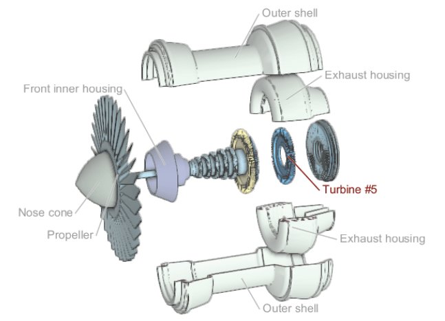 Automated Generation of Interactive 3D Exploded View