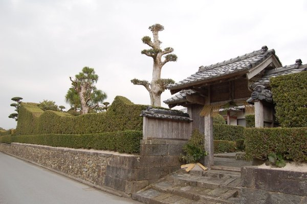 Chiran_Samurai_District_Japan