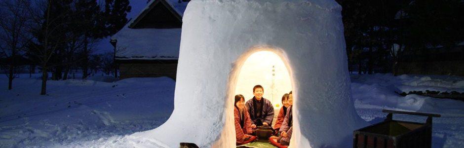 Yokote Kamakura Snow Festival 2020 | Visit Akita