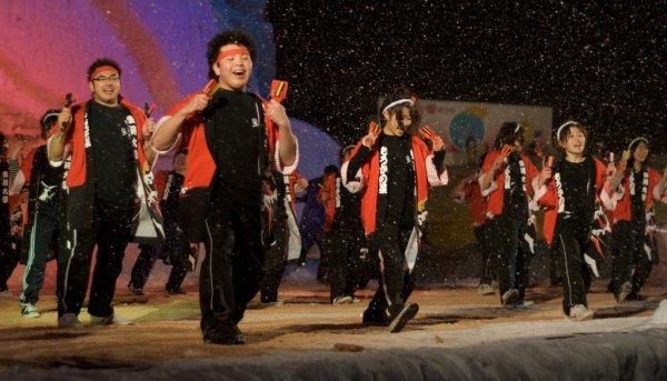yosakoi_live_performance_iwate_snow_festival