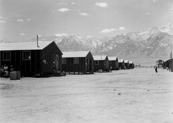 manzanar internment camp california experience during Western history at the manzanar japanese internment camp adams at the manzanar relocation ones he shot at california's manzanar relocation.