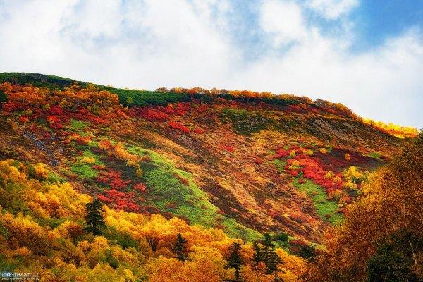 ginsendai_and_mount_akadake_fall_foliage
