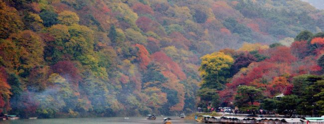 1-Day Arashiyama Autumn Itinerary