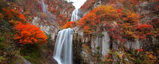 7 Best Places to see Autumn Leaves in Akita