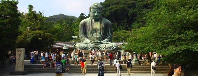 10 Famous Buddha Statues in Japan