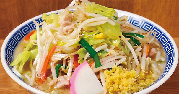 ららぽーと海老名店で東京の有名店『東京タンメン トナリ』のタンメンの販売を開始しました。