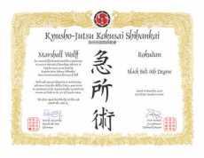 Rokudan-Marshall-Wolff