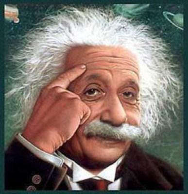Einstein-Stick