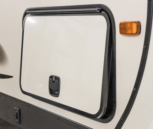 small resolution of extra large slam latch radius baggage doors