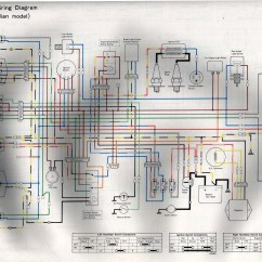 Christmas Lights Wiring Diagram Forums For 2 Pin Flasher Relay 78 Kz400 Lighting Signals And Gauges Kzrider Forum