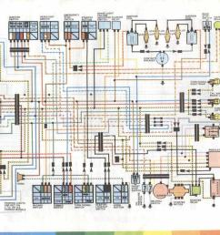 kz1000 ltd wiring diagram 1977 1978shrunk jpg [ 1182 x 810 Pixel ]