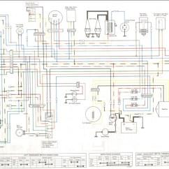 1982 Kz1000 Wiring Diagram 2001 Isuzu Trooper Radio 1979 Kz750 Twin Problems Please Help Kzrider