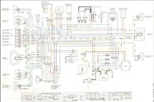 1979 kz750 twin wiring problems please help  KZRider