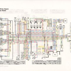 1980 Kawasaki Kz1000 Wiring Diagram Sequential Of Atm Ltd Yamaha Dt 175