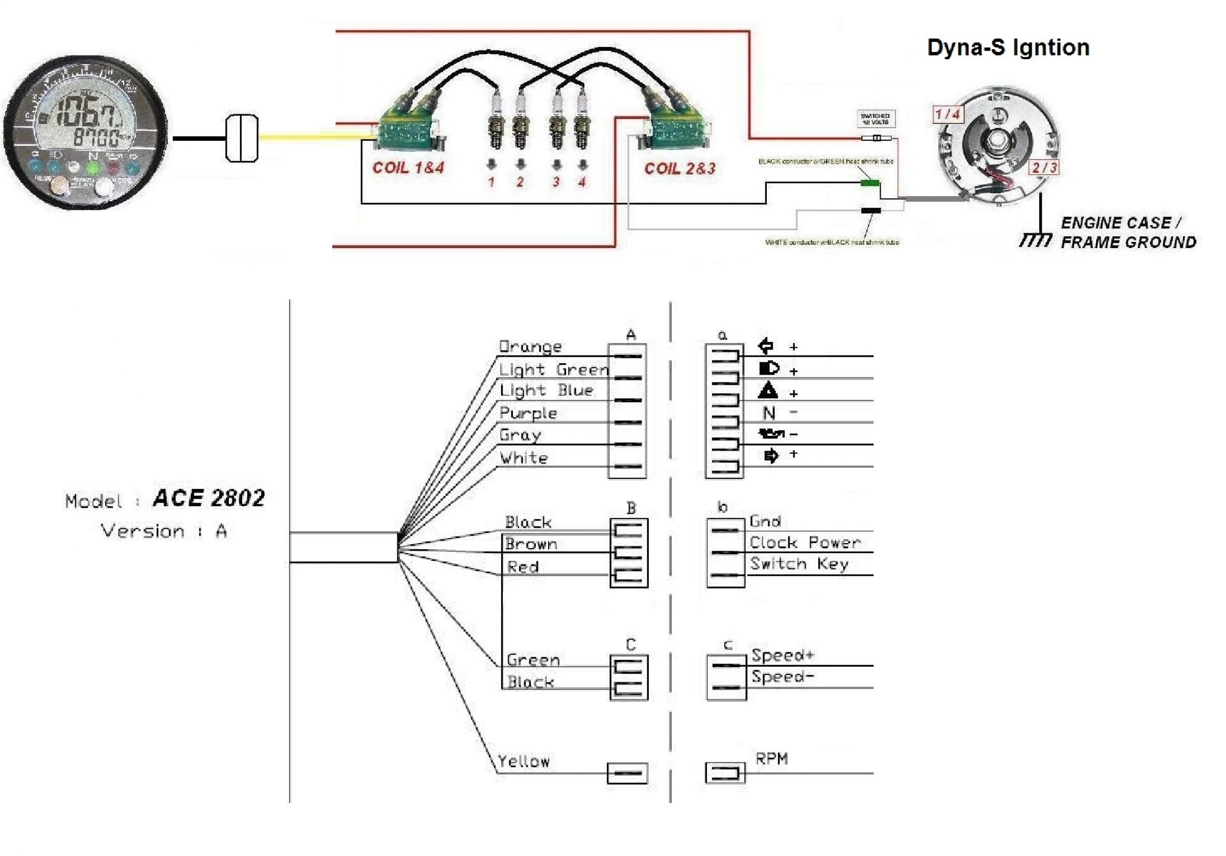 innovate wideband wiring diagram