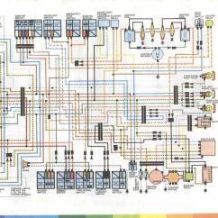 1977 Kz1000 Ltd Wiring Diagram Marine Battery Isolator Switch Basic - Kzrider Forum Kzrider, Kz, Z1 & Z Motorcycle Enthusiast's