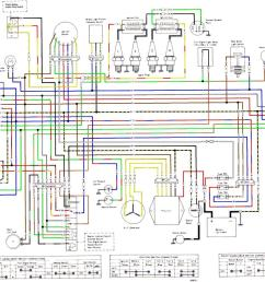 need wiring diagrams for a 1979 kz1000 kzrider forum kawasaki mule wiring harness kawasaki electrical diagrams [ 1608 x 983 Pixel ]