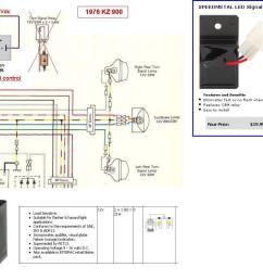 motorcycle hazard light wiring diagram [ 1091 x 839 Pixel ]