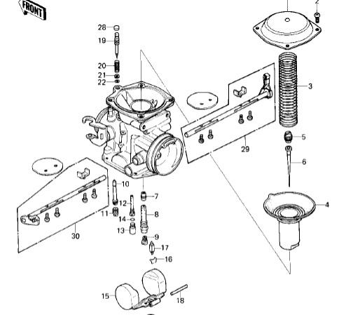 Motorcycle Carburetor Needle, Motorcycle, Free Engine