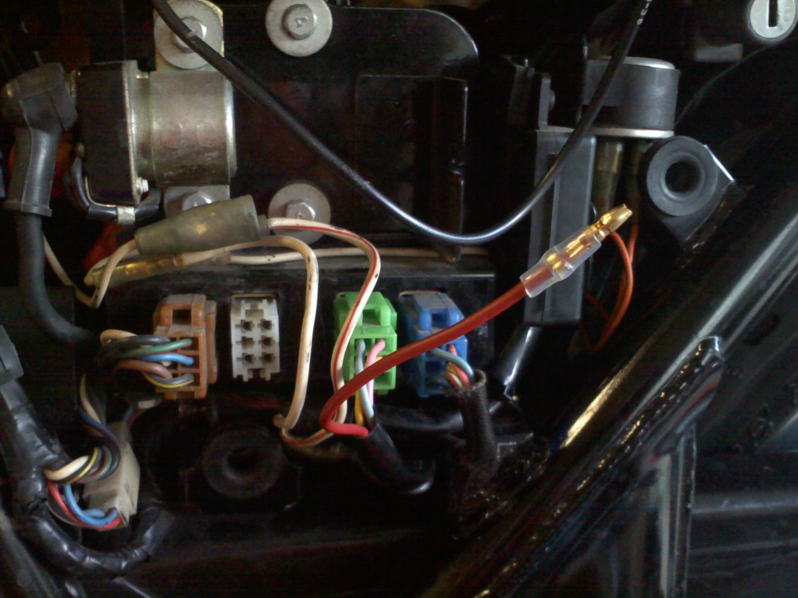 79 kz1000 wiring diagram 277v 3 way switch strange issue with ignition 78 kz1000a page