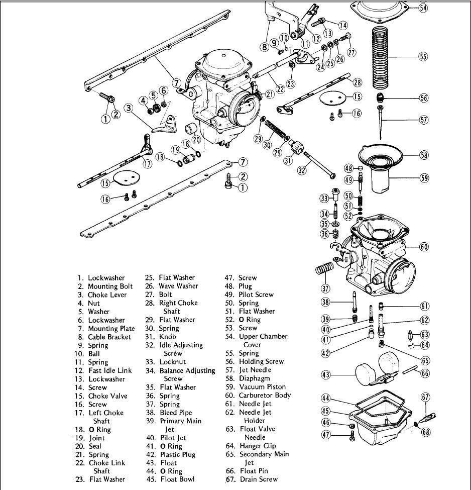 Atv Timing Chain Diagram. Diagrams. AutosMoviles.Com