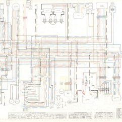 1982 Kz1000 Ltd Wiring Diagram Story Elements Plot 81' Cut Up Harness - Kzrider Forum Kzrider, Kz, Z1 & Z Motorcycle Enthusiast's