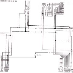 1982 Kz1000 Wiring Diagram 1997 Ford Ranger Kawasaki Gpz 1100 Klr