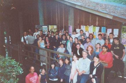 KZSC Staff in Y2K (We think)