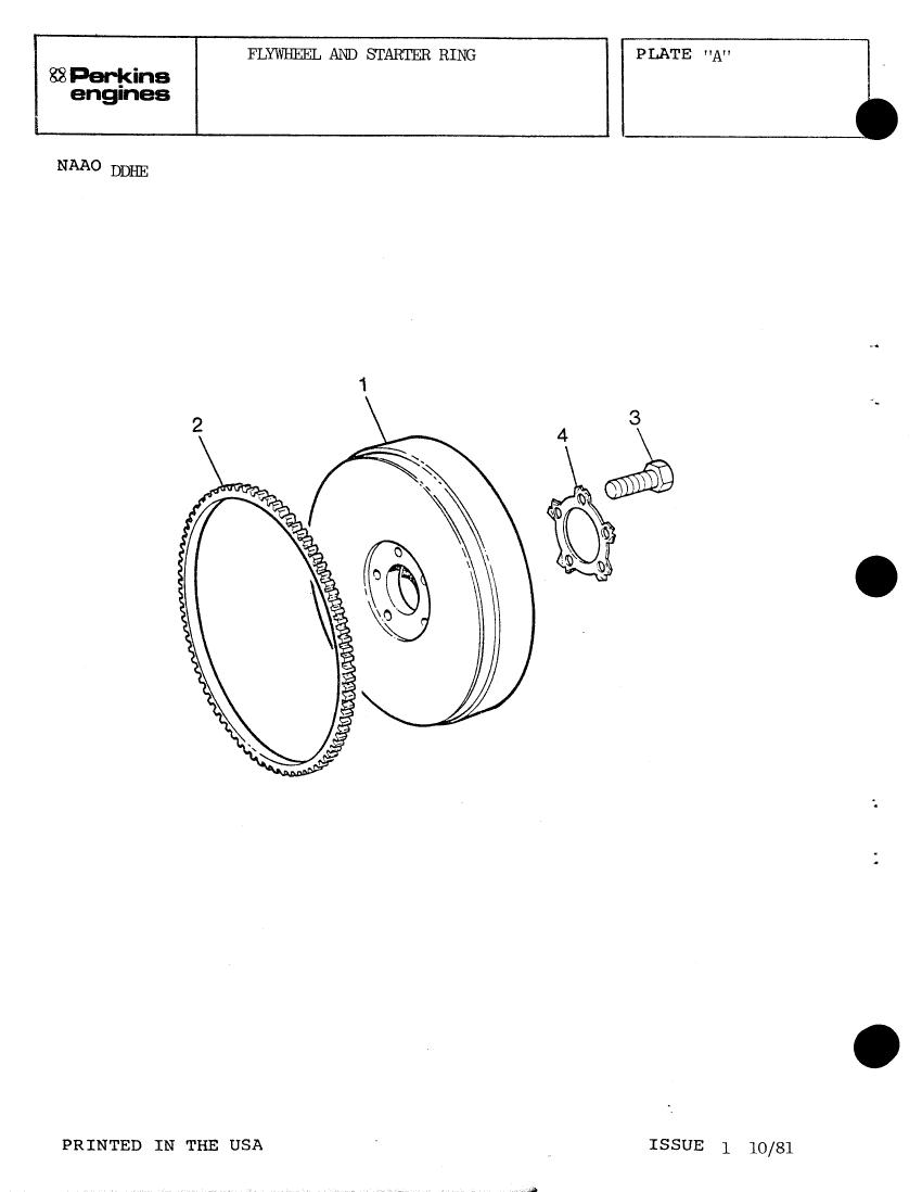 Perkins 4.108m Parts Manual