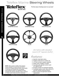 Teleflex Marine Steering Wheels