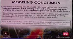300x162 Modeling Conclusion, in Flooding Study --Army Corps of Engineers at Valdosta City Council, by Gretchen Quarterman, for Lowndes Area Knowledge Exchange, 6 May 2014