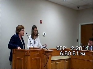 300x223 Amy Dieroff, Lead Environmental Specialist, Duke Energy, in Duke Suwannee new turbine resolution sails through Suwannee County Commission, by John S. Quarterman, 2 September 2014