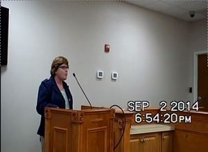 300x220 Holding pond for contaminated water says Amy Dieroff, in Duke Suwannee new turbine resolution sails through Suwannee County Commission, by John S. Quarterman, 2 September 2014