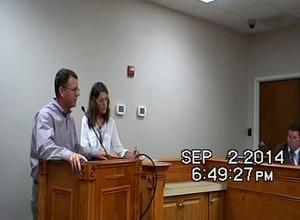 300x220 Bobby Pickels, District Manager, North Florida, Duke Energy, in Duke Suwannee new turbine resolution sails through Suwannee County Commission, by John S. Quarterman, 2 September 2014