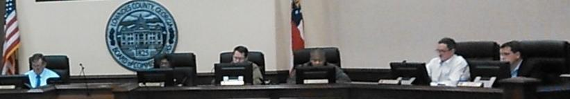821x143 Commissioners, in Lowndes County Commission Work Session, by John S. Quarterman, 10 November 2014